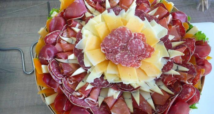 Plateaux salaisons & fromages