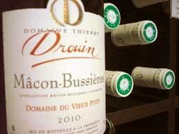 rencontre avec Thierry Drouin, viticulteur en mâconnais