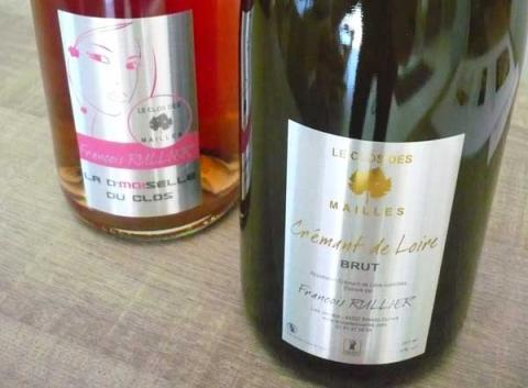 Cremant de Loire Rose et Blanc